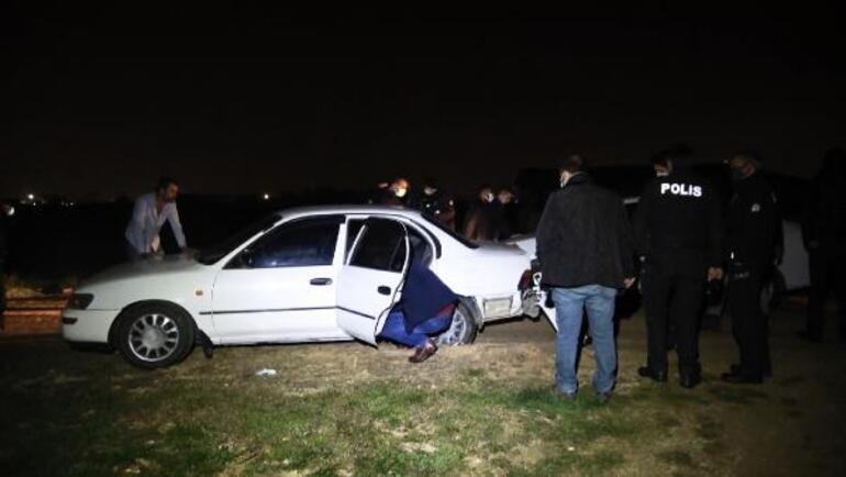 Bursada film gibi kovalamaca Polis aracın lastiklerine ateş açarak durdurdu