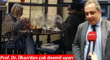 Bakan Koca son durumu açıklamıştı Prof. Dr. Mustafa Necmi İlhandan kritik mutant virüs uyarısı
