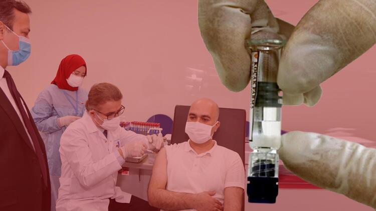 Türkiye'nin gözü bu aşıda... Faz-2'nin Nisan'da bitmesi bekleniyor