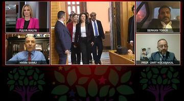 Son dakika haberi... HDPye kapatma davası... Hukukçulardan ilk değerlendirme