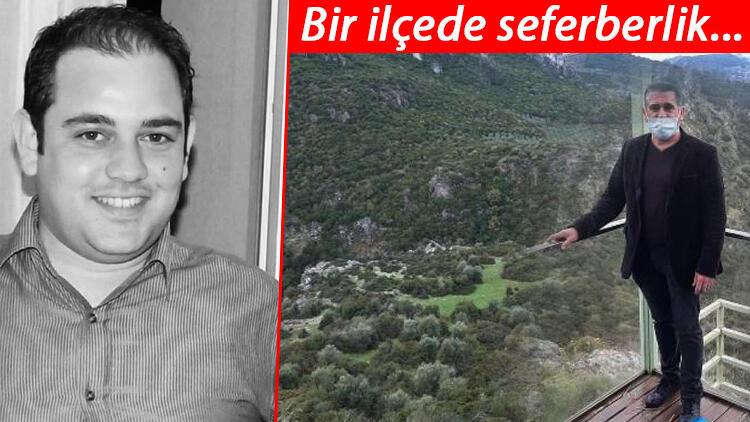 Kuşadası'nda kaybolan Berk Ergier'in son görüntülerini kaydetmişti! 'Islık çaldım, tepki vermedi'