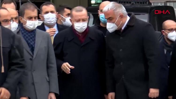 Son dakika... Cumhurbaşkanı Erdoğan'dan AKM'ye 4 ay 20 gün sonra sürpriz ziyaret!