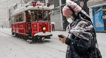 Meteoroloji duyurdu: Soğuk hava ve kar geri dönüyor İstanbula kar yağacak mı