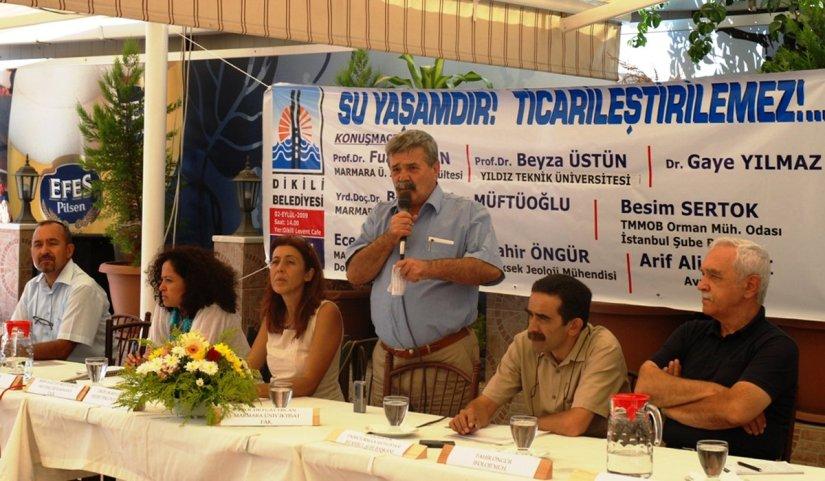 Türkiye'de su kıtlığı mücadelesini başlattı ama Dünya Su Günü'nde kimse onu hatırlamadı