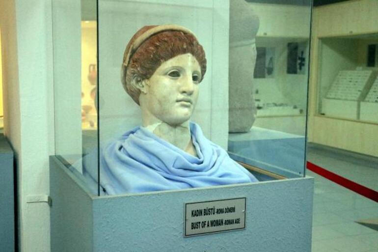 50 yıldır sergileniyordu, Artemise ait çıktı Dünyada eşi benzeri yok