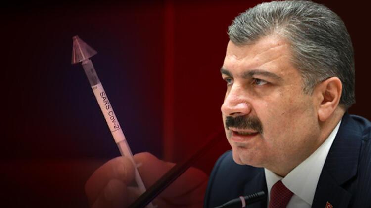 Sağlık Bakanı Fahrettin Koca'dan 'nazal aşı' açıklaması