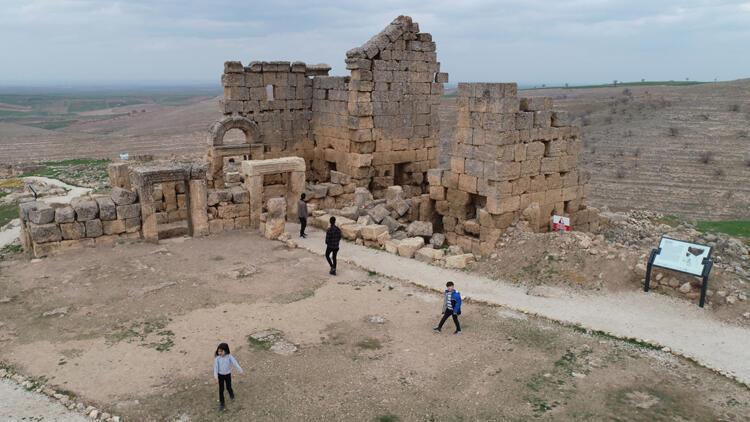 3 bin yıllık Zerzevan Kalesi'nin yönetim merkezi ortaya çıkarılacak