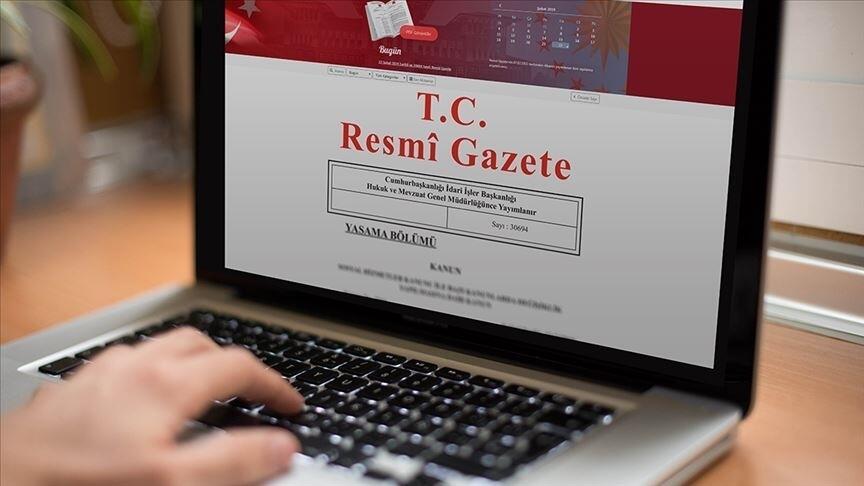 Adalet Bakanlığının 1287 yeni personel alımı ilanı Resmi Gazete'de yayımlandı