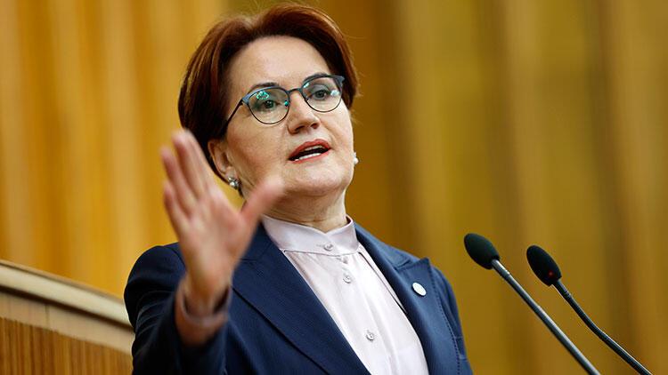 Akşener: 'İYİ Parti fezlekelere gözü kapalı el kaldırmaz'