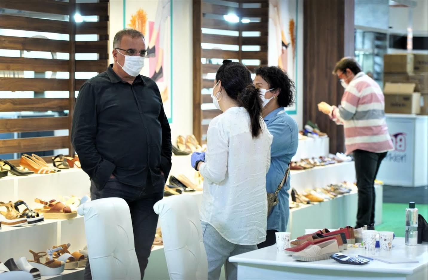 Ayakkabı sektörünün küresel vitrini! Binlerce yeni model AYMOD'da görücüye çıkıyor | SON TV