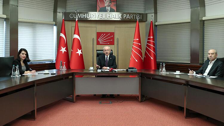 CHP Genel Başkanı Kılıçdaroğlu: Önümüzdeki seçimde Türkiye'nin kaderini gençler belirleyecek