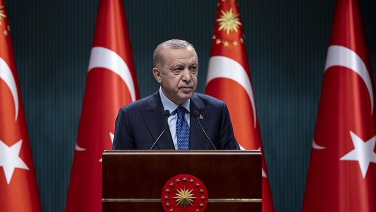 Cumhurbaşkanı Erdoğan'dan çağrı: Darbe anaysasından kurtulmanın vakti geldi