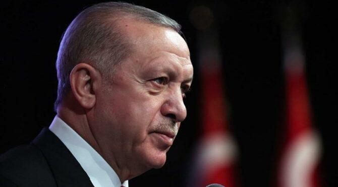 Cumhurbaşkanı Recep Tayyip Erdoğan'dan yerli aşı açıklaması