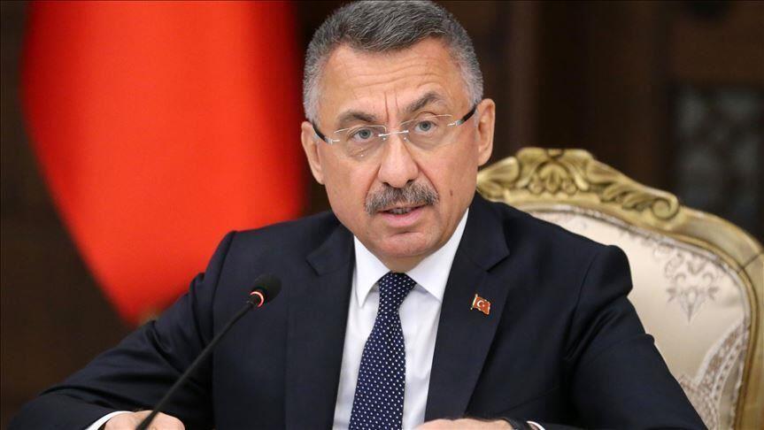 Cumhurbaşkanı Yardımcısı Oktay: Salgınla mücadelede örnek alınan bir ülke konumundayız