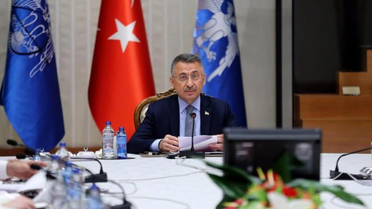 'Dijital Türkiye ve Bürokrasinin Azaltılması Koordinasyon Toplantısı' yapıldı
