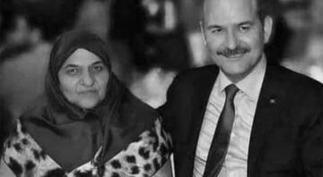 İçişleri Bakanı Soylunun annesi vefat etti