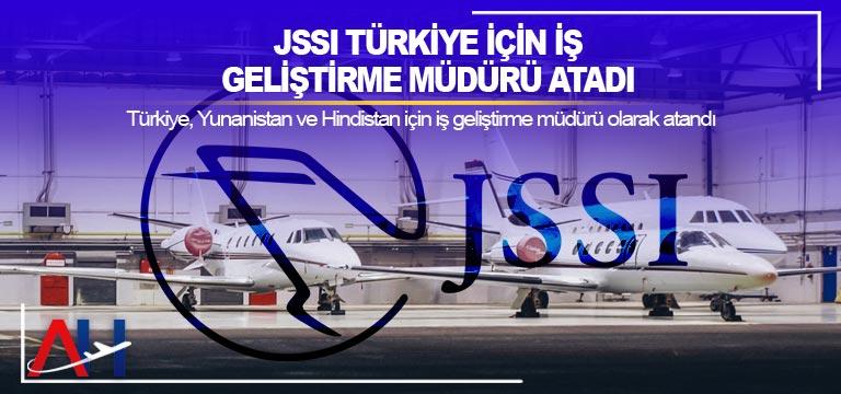 Jet Support Services, Türkiye için iş geliştirme müdürü atadı