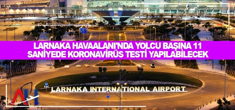 Kıbrıs'ın güneyinde yaz turizmi için önlemler alındı, havalimanları yeniden düzenlendi