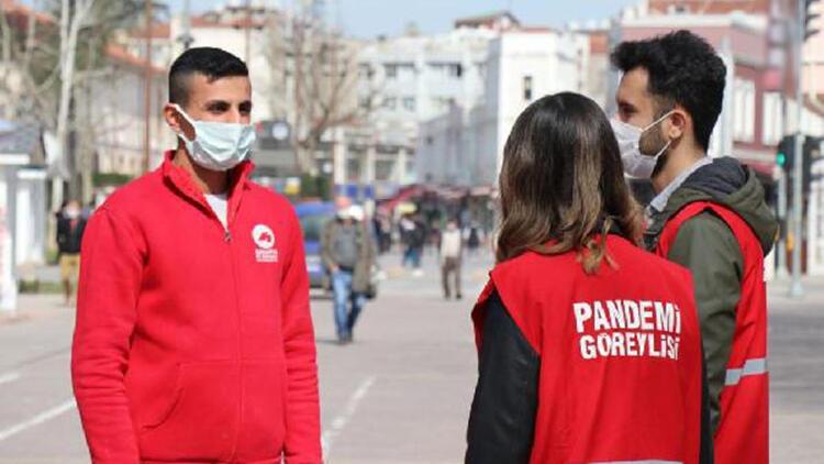Sakarya'da koronavirüs kurallarına uymayanları gönüllüler uyaracak