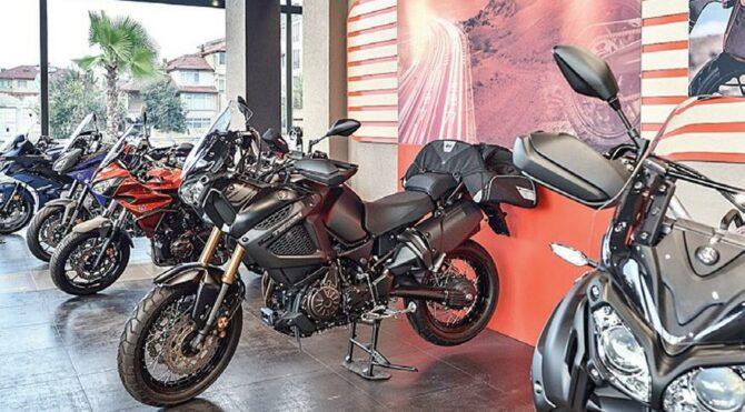 Salgın motosiklet satışlarını yüzde 35 artırdı