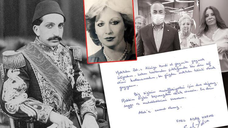 Sultan Abdülhamid'in torunu için Dışişleri devreye girdi