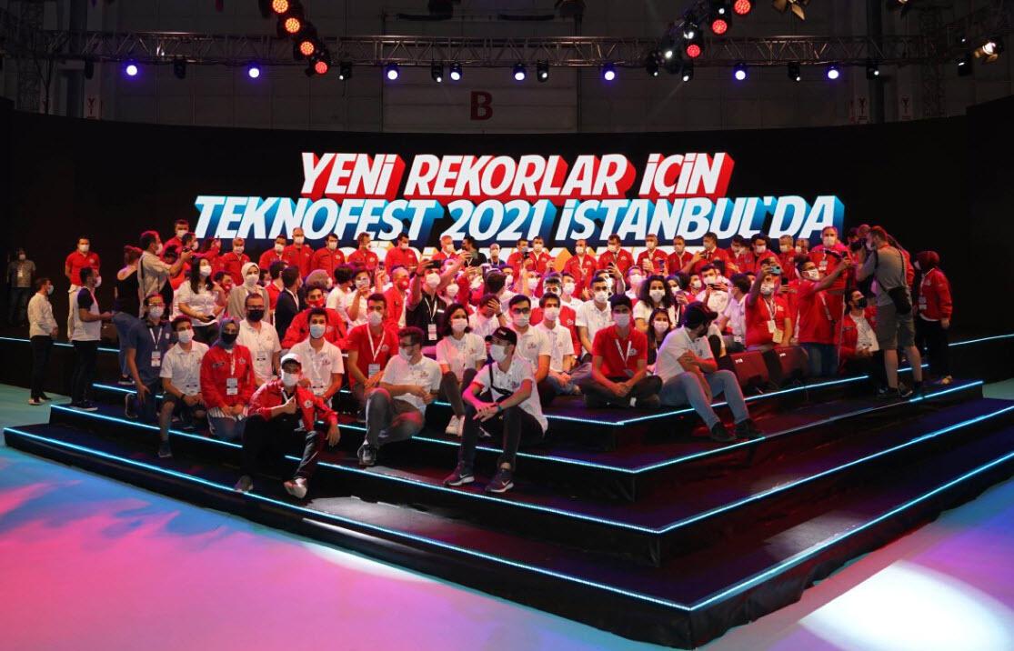 Teknofest rekor kırdı: Yarışmalara 39 bini aşkın takım başvuru yaptı