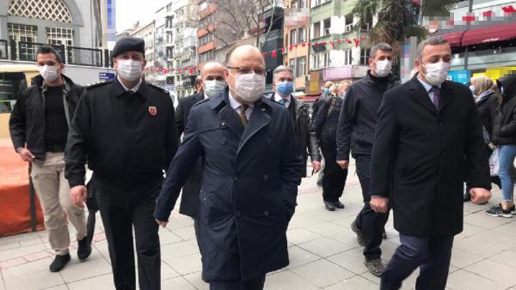 Zonguldak Valisi Tutulmaz: Yüzde 10'luk artış var
