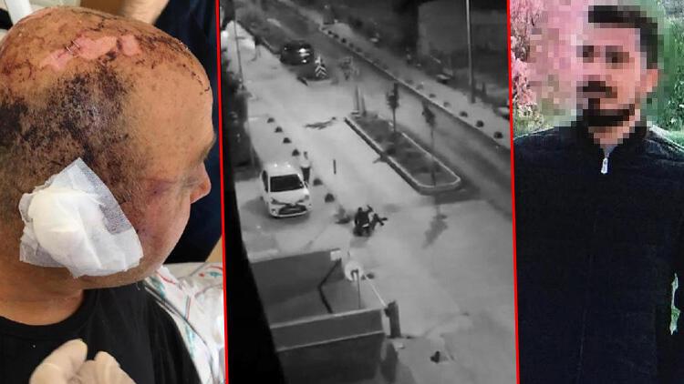 Görüntüler olay olmuştu! Eskişehir'de telsizle dövülen polis: Gözlerimi bir gün sonra açtım