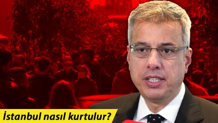 İstanbul İl Sağlık Müdürü'nden çarpıcı açıklamalar! İnsanlar buna inanmasın