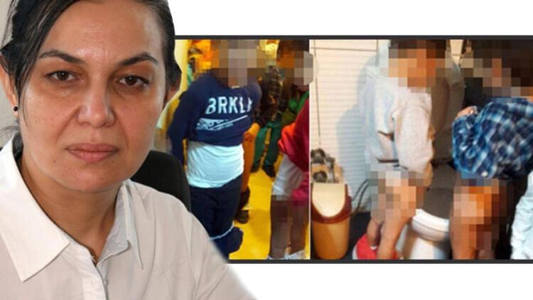 İstanbul Tuzla'da kreşteki skandal görüntü için 1 yıl 9 aya kadar hapis istemi!