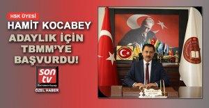 HSK üyeliği için merakla beklenen isim Hamit Kocabey başvuru yaptı! | SON TV