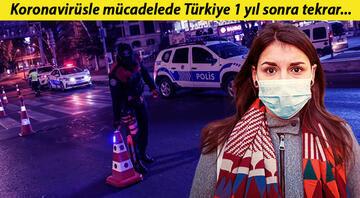 Son dakika haberi: Cumhurbaşkanı Erdoğan yeni koronavirüs tedbirlerini açıklamıştı İçişleri Bakanlığı detayları paylaştı