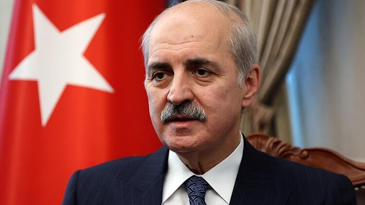 AK Partili Kurtulmuş'tan 'Anayasa' açıklaması