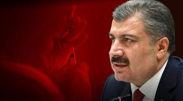 Sağlık Bakanı Fahrettin Koca: Bugün itibarıyla yeni bir safhaya geçiyoruz..