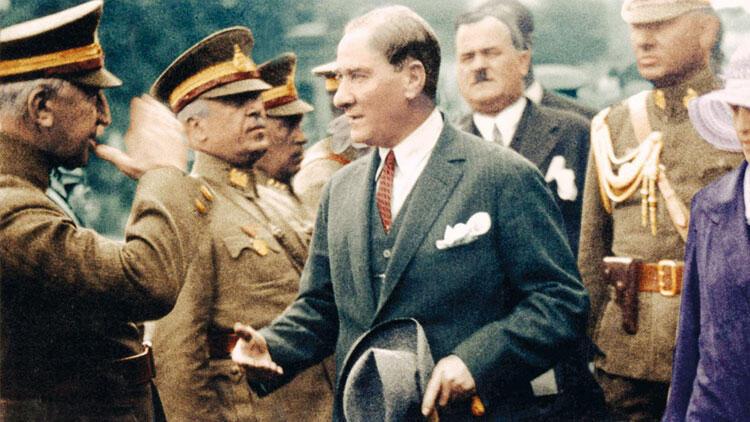 Atatürk Amerikalılara 100 yıl önce anlatmış