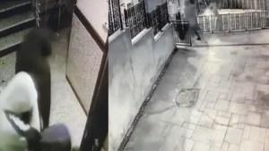 Beşiktaş'ta ev sahibinin elinden kurtulan hırsızlar, polisten kaçamadı