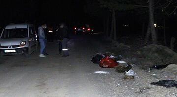 Ankarada vahşet Damar yolu açılmış 30un üzerinde köpek ölüsü bulundu