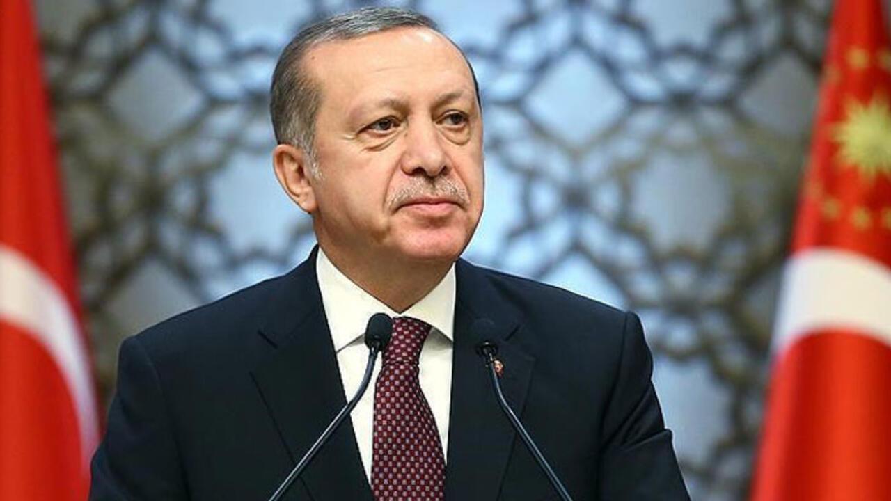 Cumhurbaşkanı Erdoğan'dan Maşalyan'a mesaj