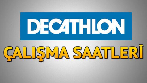 Decathlon çalışma saatleri – Decathlon kaçta kapanıyor/açılıyor?