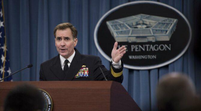 Pentagon'dan 'soykırım' açıklaması: Türkiye ile askeri ilişkileri etkilemez