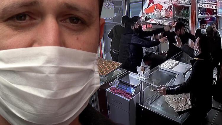 Samsun'da korku dolu dakikalar... 'Çığlıkları kulağımdan gitmiyor'