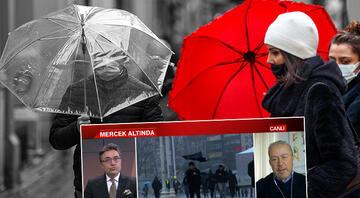 Hava sıcaklığı 10 derece düşüyor Prof. Dr. Şenden İstanbul için uyarı