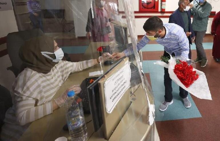 Ankarada hastanede doktorla tartışıp tehdit etmişti Anlaşmazlık böyle bitti