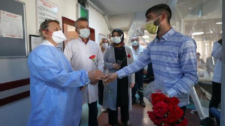 Ankara'da hastanede doktorla tartışıp tehdit etmişti! Anlaşmazlık böyle bitti