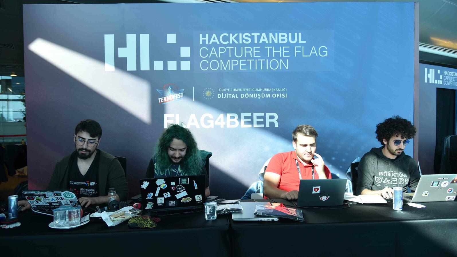 Siber dünyanın kapıları TEKNOFEST Hack İstanbul'da açılıyor