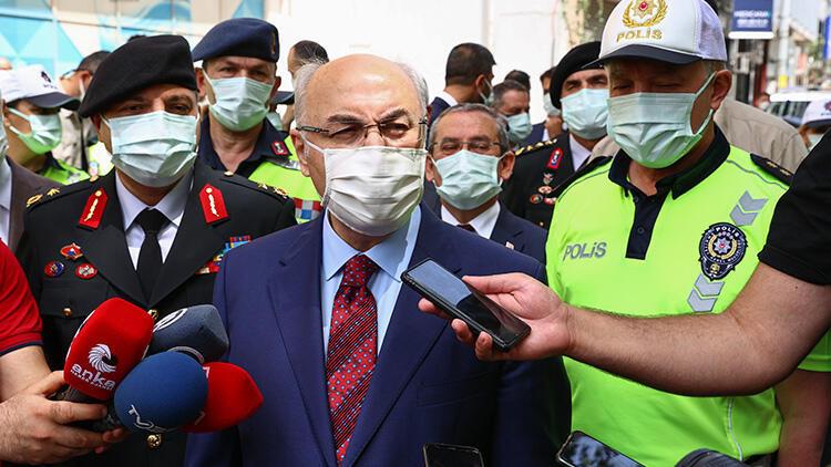 İzmir Valisi Valisi Yavuz Selim Köşger'den 'tam kapanma' sözleri! Vakalardaki son durum...
