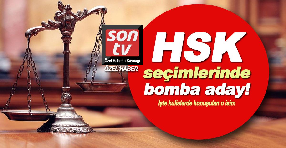 HSK seçimlerinde bomba aday! İşte kulislerde konuşulan o isim   SON TV