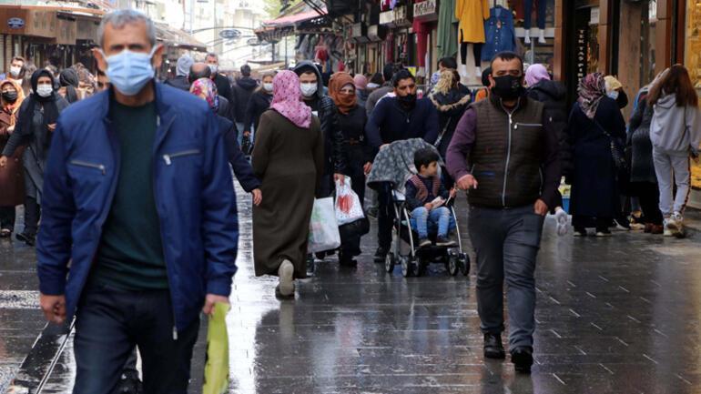 Riskli kentlerden Gaziantepte vaka sayısında dikkat çeken düşüş