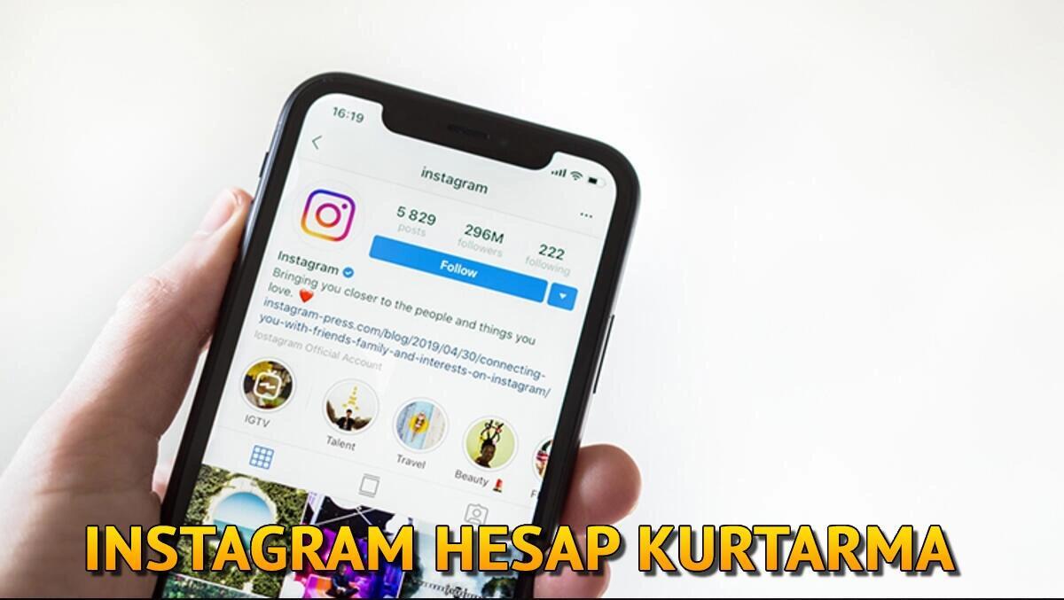 Instagram hesap kurtarma linki - Çalınan ya da şifresi unutulan Instagram hesapları kurtarma işlemi nasıl yapılır?