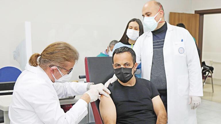 Yerli aşıda umut veren rapor: Yüzde 100 antikor